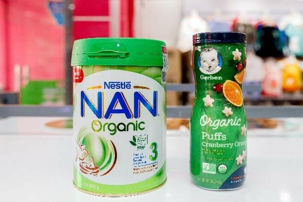 Lợi thế của sản phẩm dinh dưỡng hữu cơ với trẻ - 4