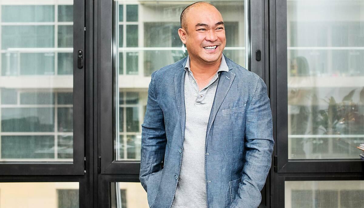 Ông Trịnh Lai, Nhà sáng lập ELG Group vẫn giữ quan điểm tích cực. Ảnh: ELG