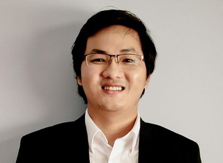 Nguyễn Hữu Minh Hoàng, đồng sáng lập thuocsi.vn