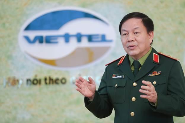 Thiếu tướng Lê Đăng Dũng, Quyền Chủ tịch kiêm Tổng giám đốc Viettel.