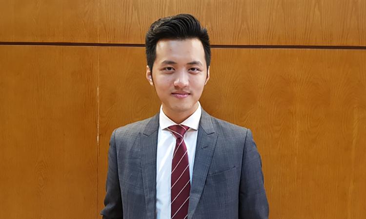 Hàn Ngọc Tuấn Linh, CEO VSV Capital.