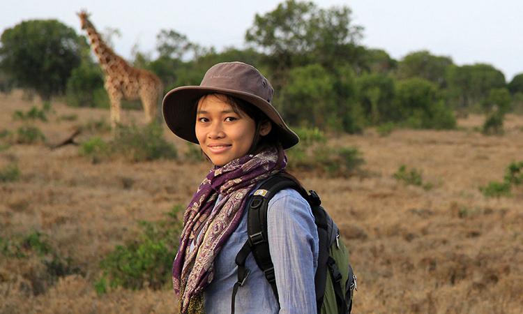 Nguyễn Thị Thu Trang, sáng lập và giám đốc điều hành WildAct.