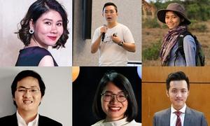 6 doanh nhân Việt lọt top gương mặt trẻ nổi bật châu Á