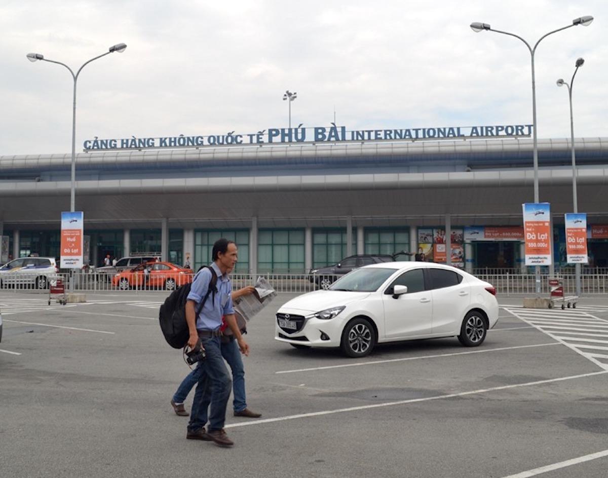 Cảng hàng không quốc tế Phú Bài sẽ là sân bay chính của Vietravel Airlines. Ảnh: Trí Đức