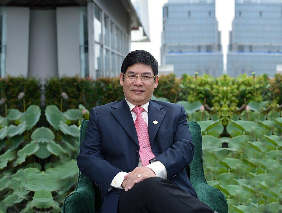 Ông Nguyễn Hữu Đặng - Phó chủ tịch HĐQT HDBank.