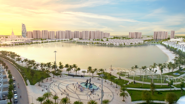 Vinhomes Ocean Park - một trong các dự án sẽ mở bán trên Vinhomes Online.
