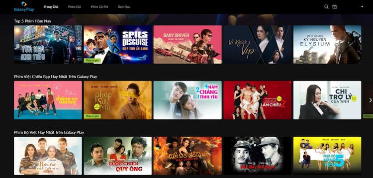 Dịch vụ xem phim bản quyền Fim+ đổi tên thành Galaxy Play - VnExpress Kinh  doanh