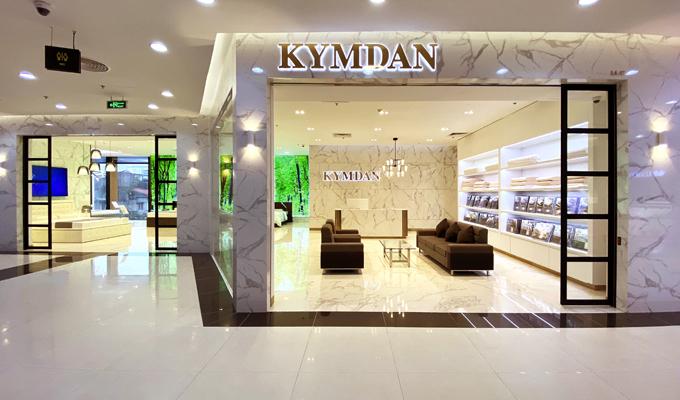 Sản phẩm Kymdan được người tiêu dùng ưa chuộngsuốt 66 năm qua.