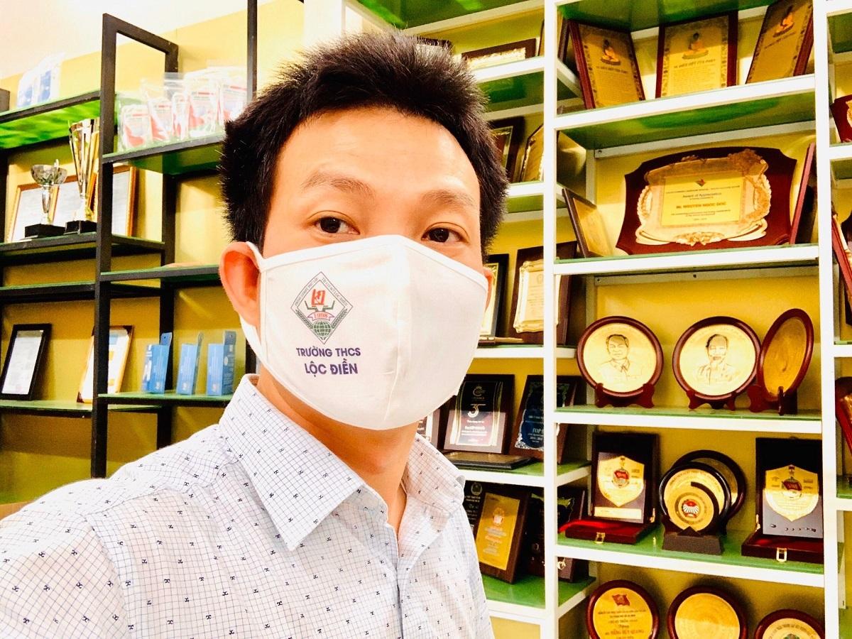khẩu trang kháng khuẩn 4N được chăm chút, đầu tư về thẩm mỹ, thiết kế tinh tế để cạnh tranh