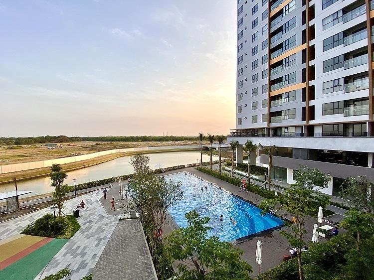 Tiện ích biệt lập Condominium chỉ dành cho cư dân Flora Mizuki Park.