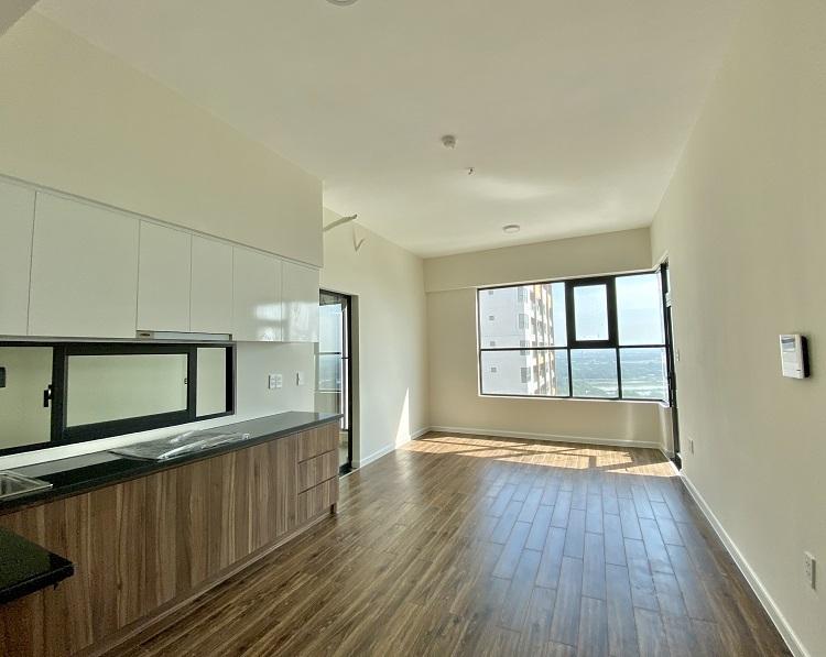 Hình ảnh thực tế bên trong căn hộ Flora Mizuki 72 m2 hoàn thiện bàn giao cho khách hàng