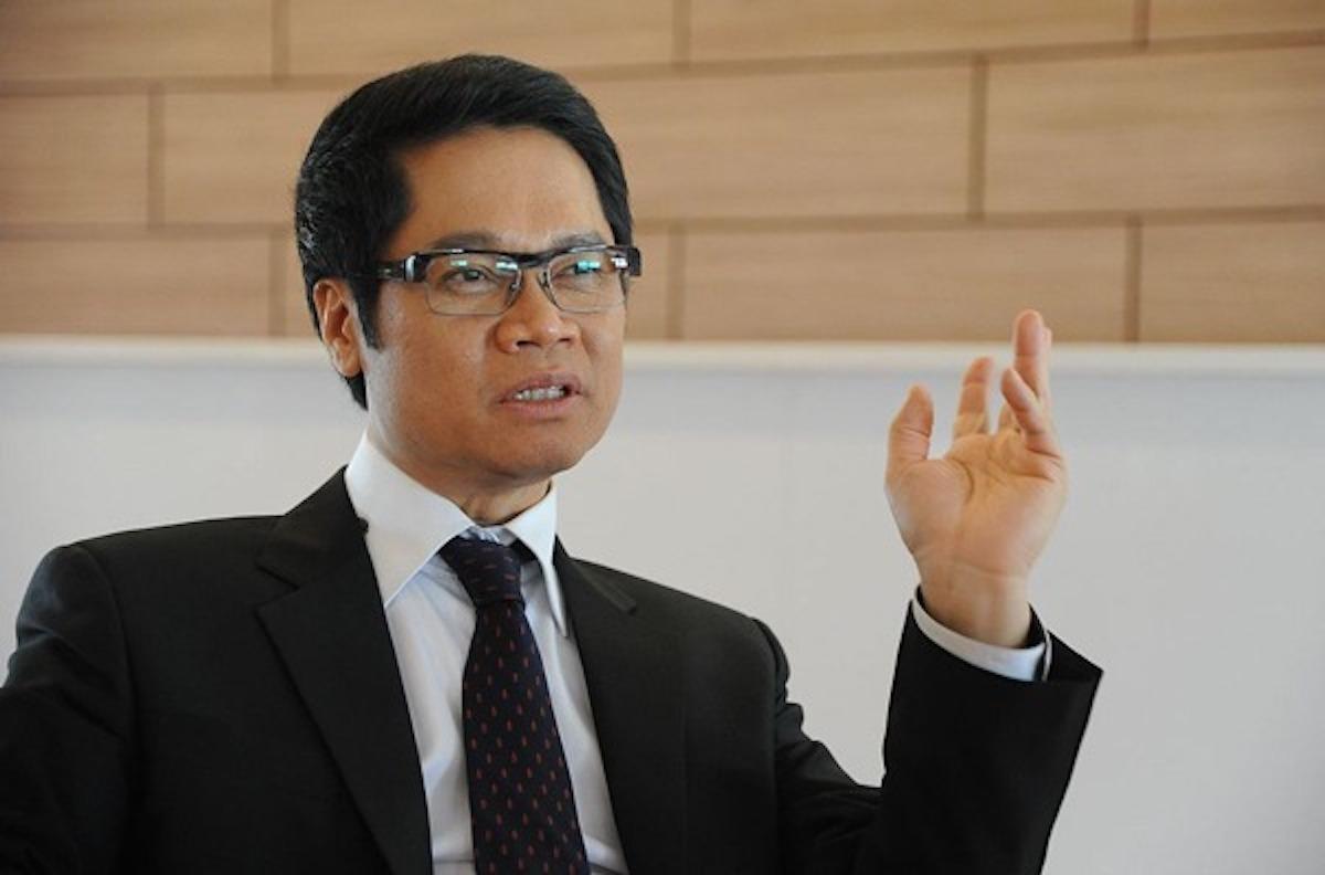 Ông Vũ Tiến Lộc - Chủ tịch VCCI. Ảnh: VCCI