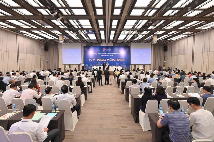Đại hội đồng cổ đông thường niên 2019 Công ty CP Phát triển Bất động sản Phát Đạt.