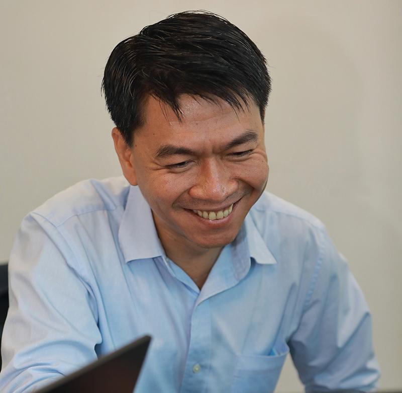 Ông Nguyễn Hữu Phúc.