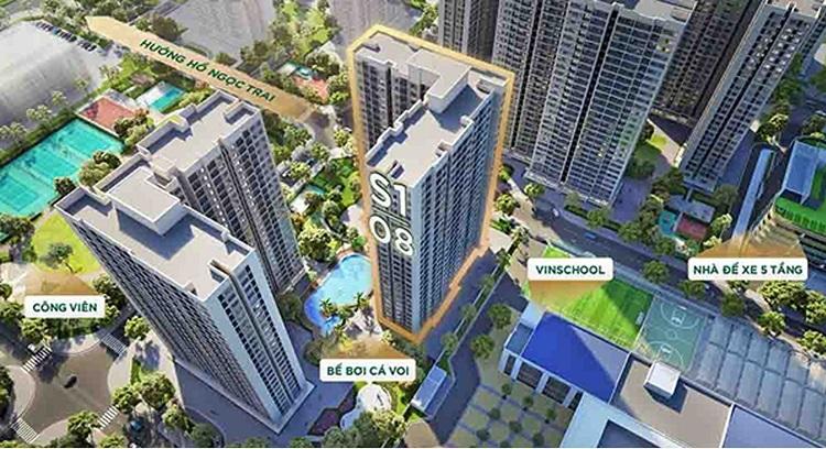Vinhomes Ocean Park mở bán tòa tháp