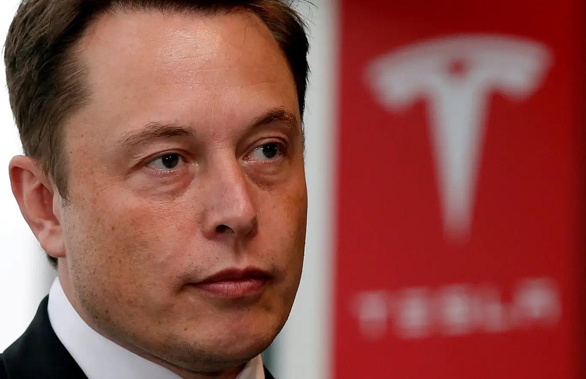 CEO Tesla Elon Musk. Ảnh: Reuters