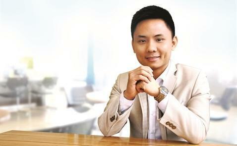 Trần Trọng Tuyến, Founder kiêm CEO của Sapo.