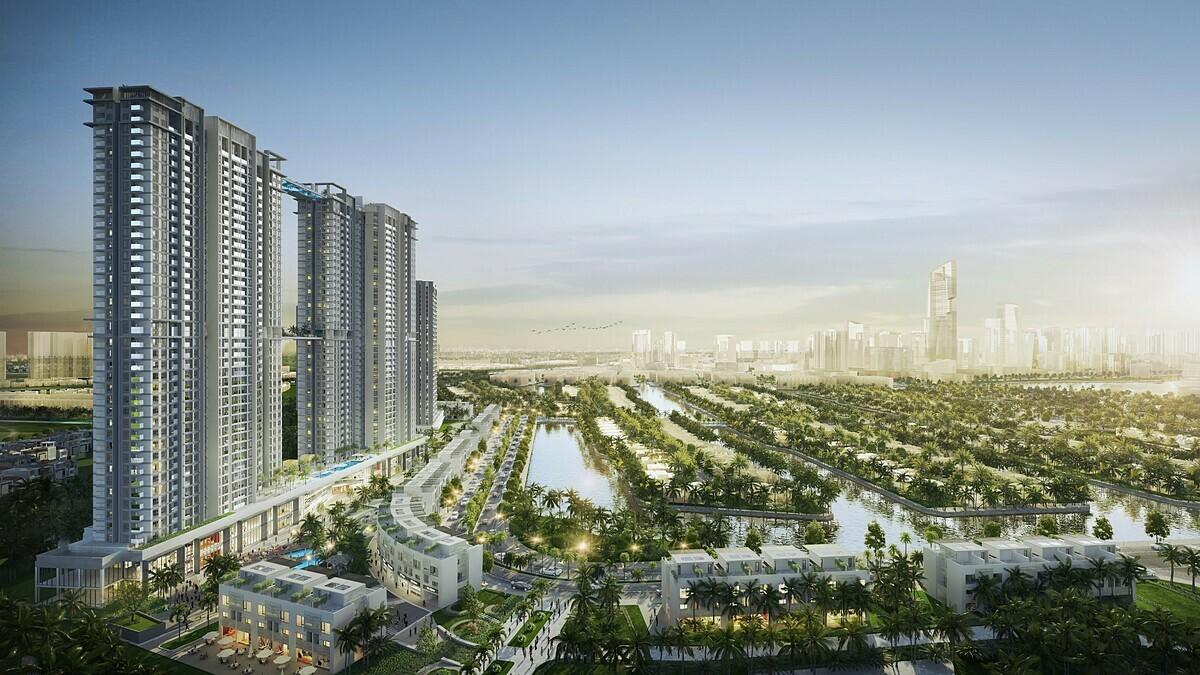 Sky Oasis là toà tháp đôi cao cấp nhất tại khu đô thị xanh Ecopark (Hưng Yên). Khi hoàn thành, dự án cung ứng cho thị trường hơn 1.200 căn hộ. Với hàng loạt tiện ích chưa từng có, dự án đang thu hút sự chú ý của cả người mua để ở và giới đầu tư tại Hà Nội, nhất là trong giai đoạn sau giãn cách xã hội, thị trường đang khátnhững dự án xanh, tốt cho sức khỏe cư dân và tiện ích hiện đại, đủ đầy.