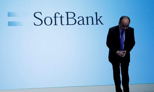 SoftBank tìm cách thoát vũng lầy