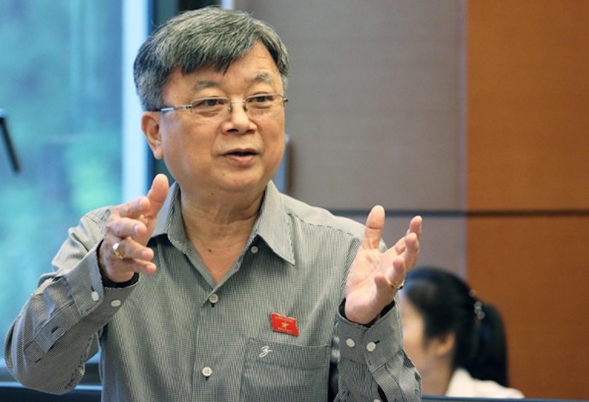 Ông Trương Trọng Nghĩa (TP HCM). Ảnh: Võ Hải