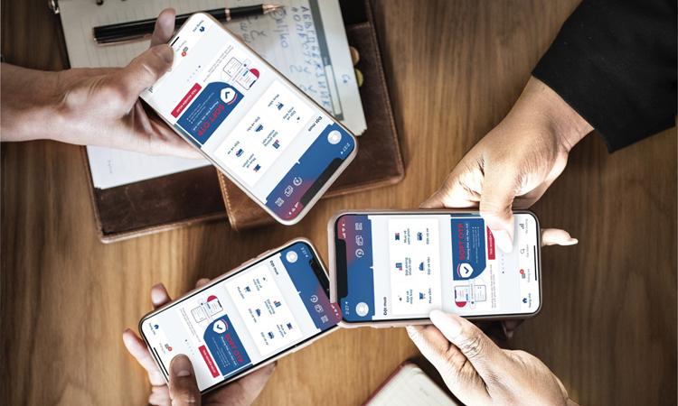 Giao diện ứng dụngVietinBank iPay Mobile.