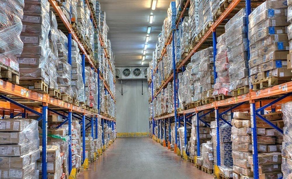 Một mô hình dịch vụ kho lạnh đang được vận hành tại Việt Nam. Ảnh:ABA.com.vn