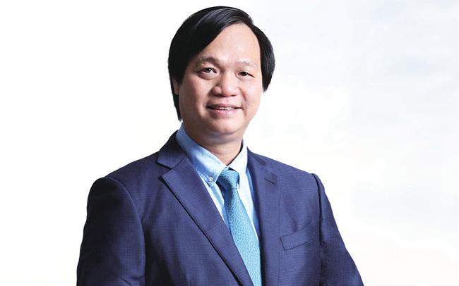 ÔngBùi Quang Anh Vũ - tân Tổng giám đốc Phát Đạt.