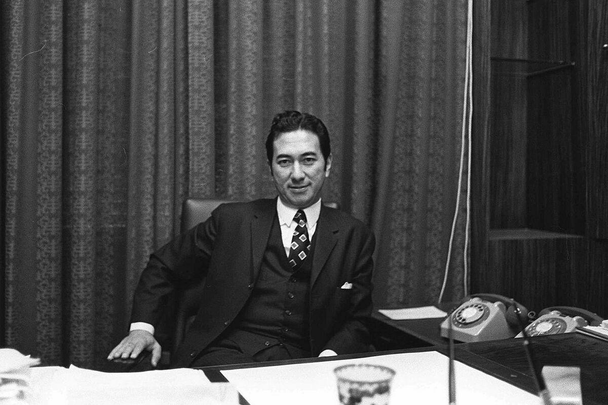Stanley Ho năm 1971. Ảnh: AP