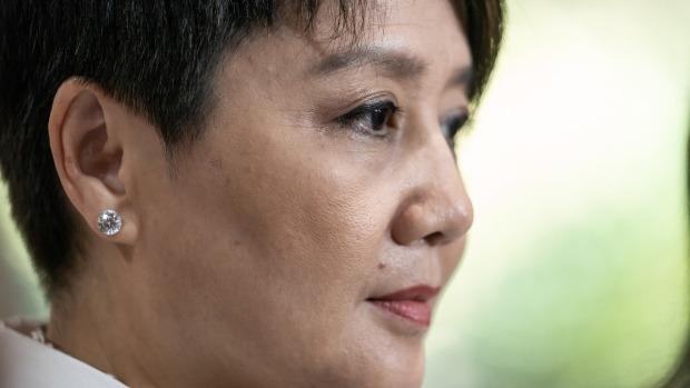 BàAngela Leong. Ảnh: Bloomberg