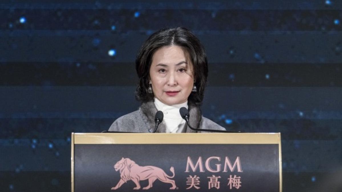 Bà Pansy Ho. Ảnh: Bloomberg