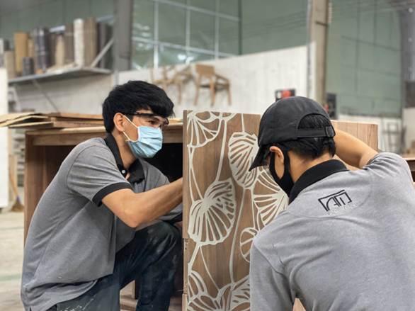 CEO Thước Tầm Group: Khát khao thương hiệu nội thất Việt - 1