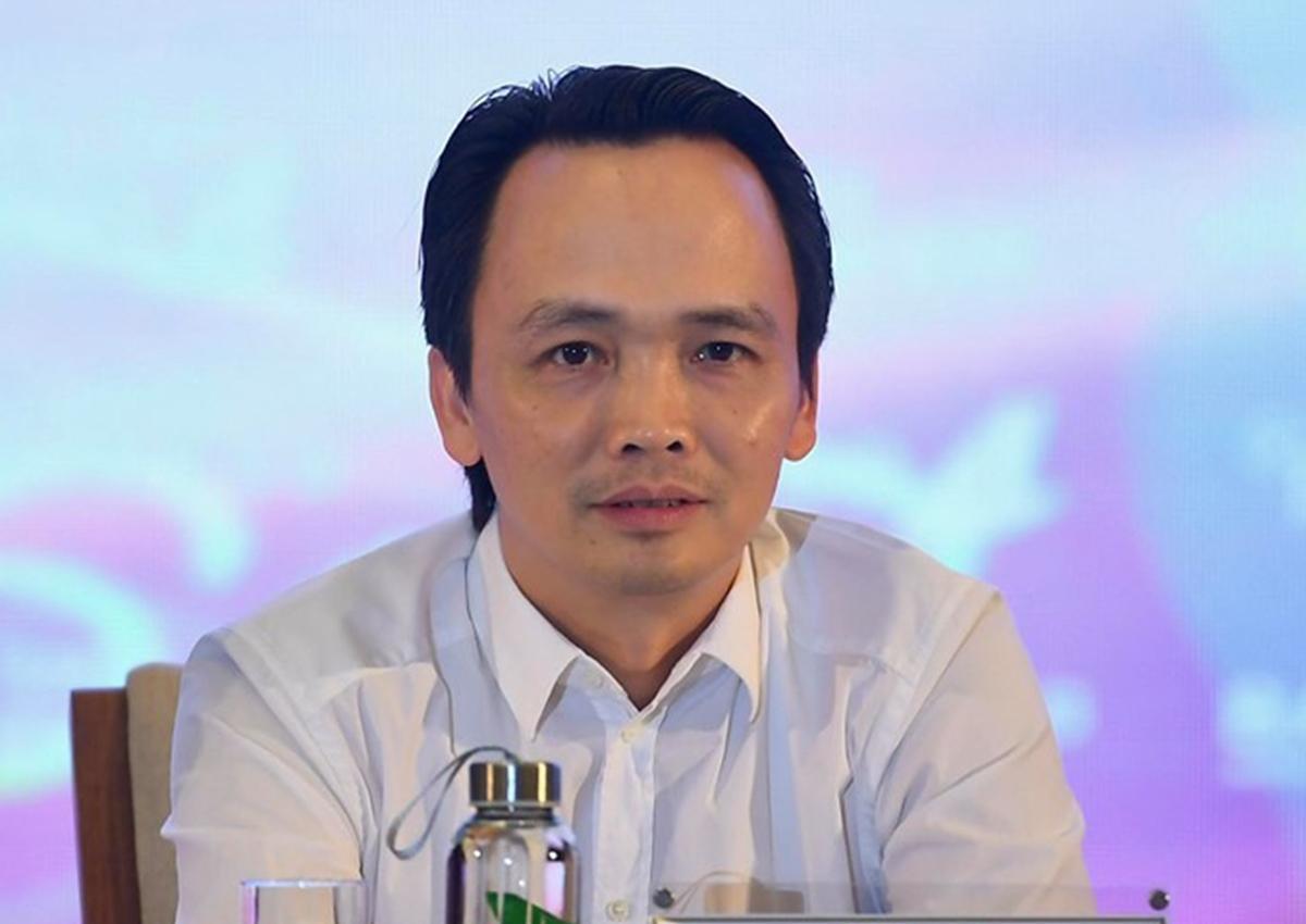 Ông Trịnh Văn Quyết, Chủ tịch HĐQT Tập đoàn FLC. Ảnh: Anh Duy.