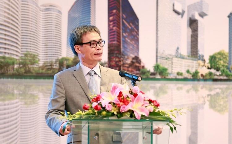 Ông Nguyễn Sĩ Công - Tổng giám đốc Coteccons.