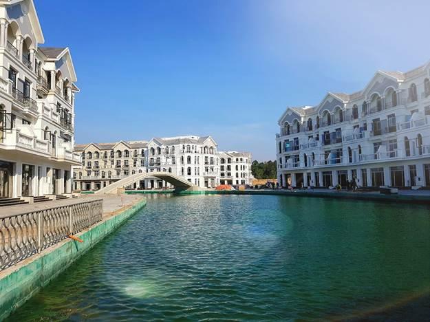 Dự án Grand World Phú Quốc đang trong giai đoạn nước rút hoàn thiện, đảm bảo cam kết với nhà đầu tư.