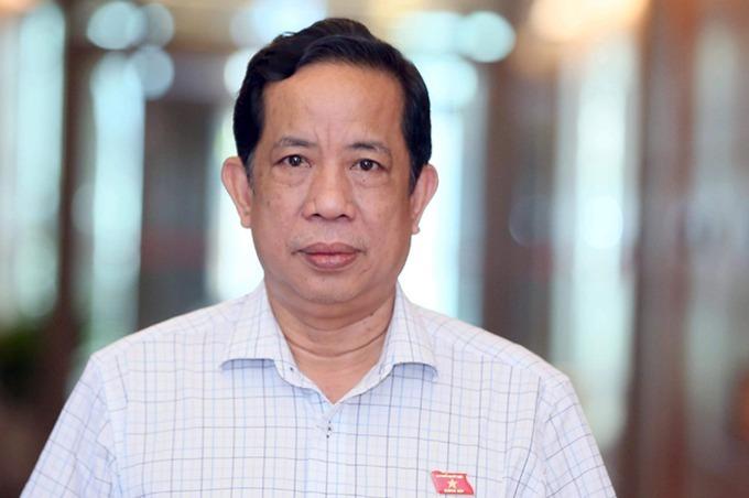 Ông Đặng Thuần Phong - Phó chủ nhiệm Uỷ ban các vấn đề xã hội. Ảnh: Ngọc Thắng