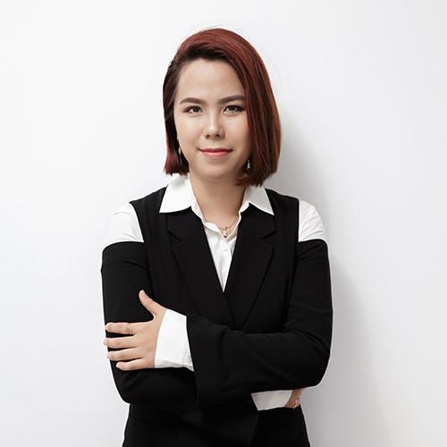Bà Lê Hoàng Uyên Vy - Đối tác điều hành ESP.