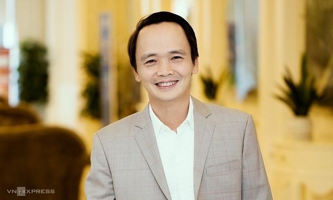 Ông Trịnh Văn Quyết. Ảnh: Ngọc Thành.