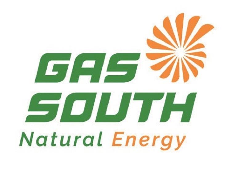 Logo mới của Gas South.