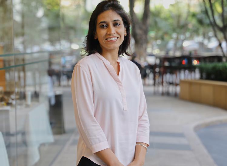 Bà Aditi Sharma - Giám đốc Chương trình và Đầu tư của Grab Ventures.