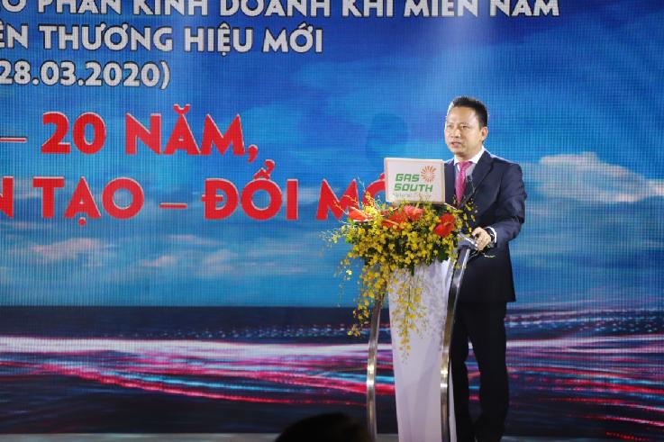 Ông Nguyễn Ngọc Luận - Tổng giám đốc Gas South.