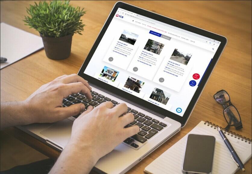 Khách hàng giao dịch tại SCB. Xem giao diện phiên bản mới website Rao bán tài sảntại đây.
