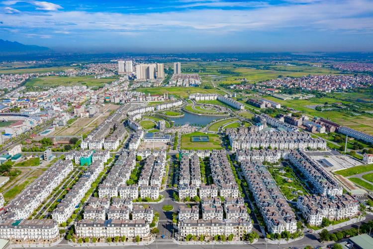 LIDECO là một trong những dự án nổi bật ở phía Tây Hà Nội.