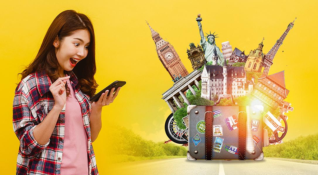 Khách hàng đặt vé máy bay tại Olala.vn và thanh toán trên ứng dụng Ví Việt.