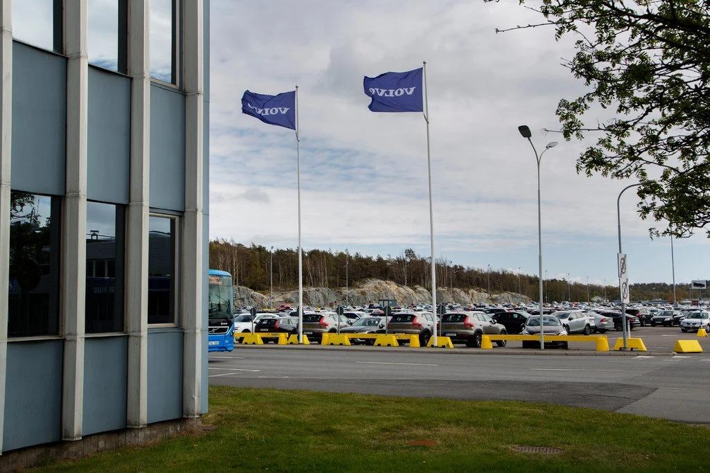 Volvo Cars hồi sịnh nhờ được Zhejiang Geely Holding Group đầu tư. Ảnh: NYT