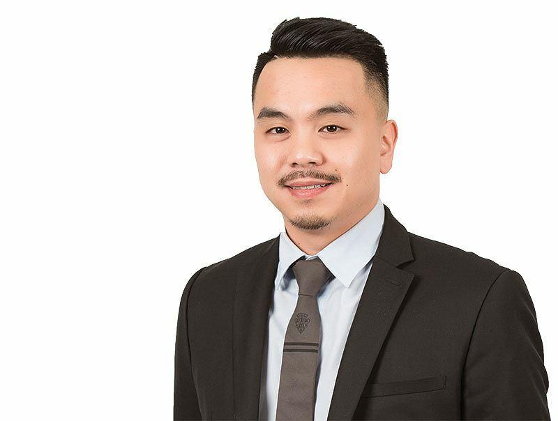 Ông Danny Le, Tân tổng giám đốc Masan Group. Ảnh: Masan.