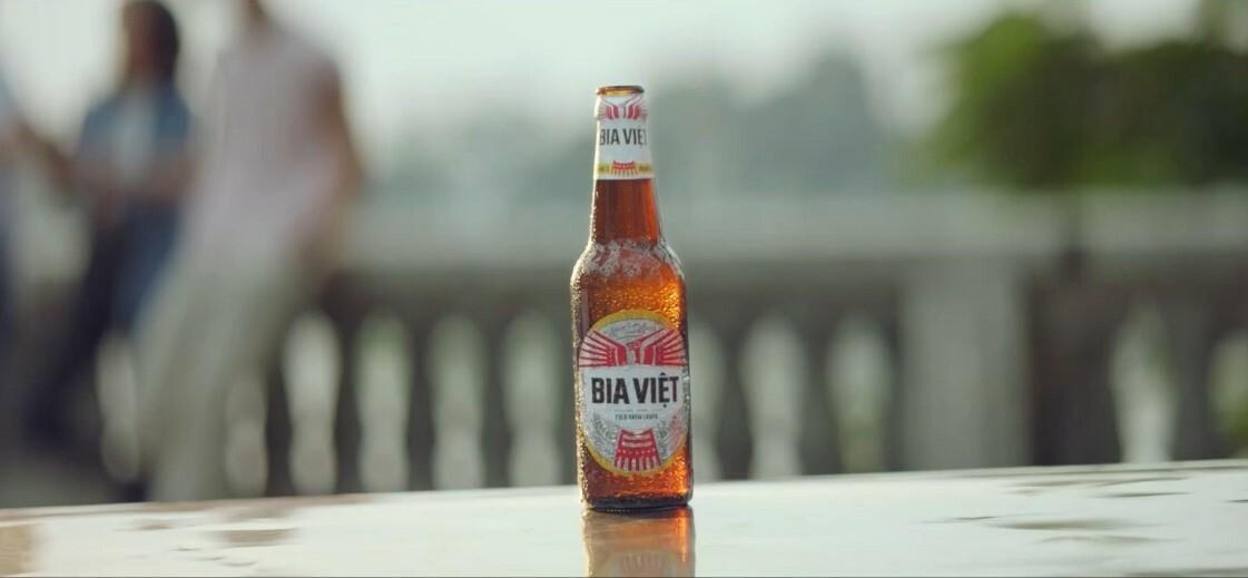 Bia Việt, dòng sản phẩm mới của Heineken Việt Nam.