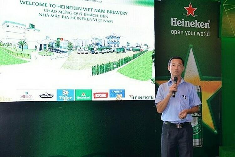 Chuyên gia nấu bia Mẫn Hoàng Hữu chia sẻ về ý tưởng sáng tạo vị bia đáp ứng khẩu vị cả ba miền.