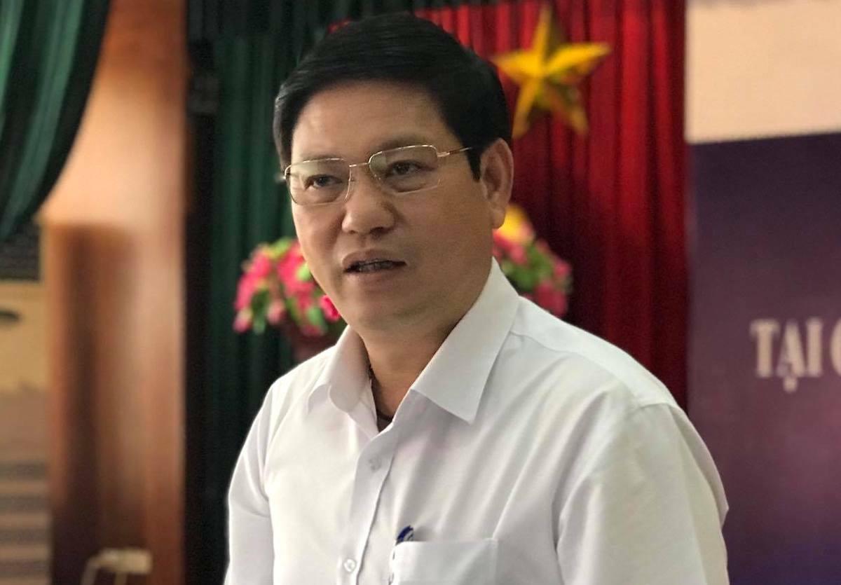 Ông Nguyễn Quốc Dũng - Trưởng ban Kinh doanh EVN. Ảnh: H.Thu