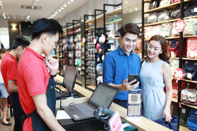 Thanh toán VNPAY-QR đơn giản, tiện lợi cho người dùng.