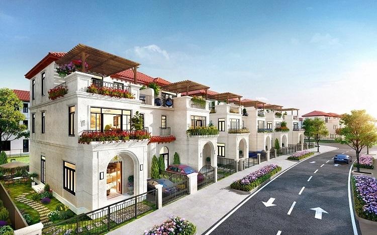 Phối cảnh dự án Aqua City tại Đồng Nai, một dự án Viteccons trúng thầu.